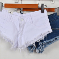 2016 Fashion Sexy Women Shorts Denim Shorts Casual Women Shorts = 4823997252