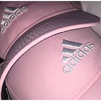 Adidas Sport Hat Sunhat Embroidery Baseball Cap Women Men Hat B Pink