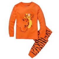 Cotton Children Home Set Sleepwear [6324917764]