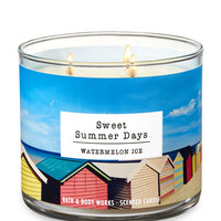 WATERMELON ICE3-Wick Candle