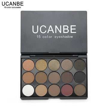 Matte Pigment Cosmetic Makeup Eyeshadow