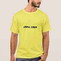 Arena crew costume shirt part 2