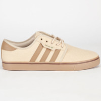 Adidas Seeley Hemp Mens Shoes Dune  In Sizes