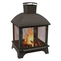 Redford Fireplace