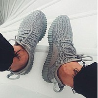 "simpleclothesv :Adidas"" Women Yeezy Boost Sneakers Running Sports Shoes"