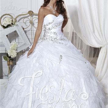Fiesta Gowns 56219 | House of Wu | Quinceanera Dresses | Quince Dresses | Dama Dresses | GownGarden.com