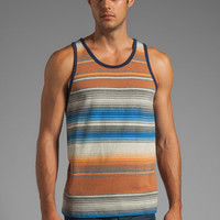 Obey Tulum Tank in Pecan Brown from REVOLVEclothing.com