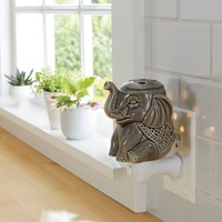 Better Homes and Gardens Accent Wax Warmer Elephant - Walmart.com
