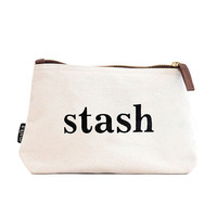"Travel Pouch - ""Stash"""