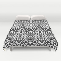 Mix #557 Duvet Cover by Ornaart