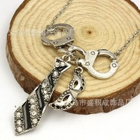 Stylish Shiny Jewelry New Arrival Gift Hot Sale Accessory Necklace [6586211399]
