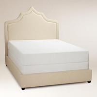 Ninda Upholstered Queen Bed