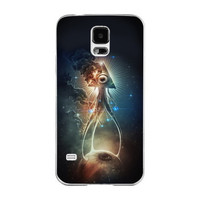 Samsung Galaxy S5 Beautiful Scenery Colorful Printed Protector Case