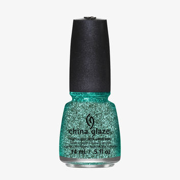 China Glaze Pine-ing For Glitter Nail Polish (Twinkle Collection)