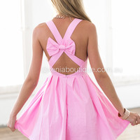 Blessed Angel Dress (Pink)