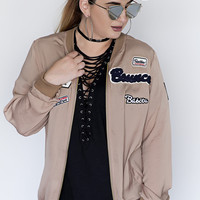 Patch it Bomber