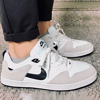 Nike SB Alleyoop Men Women Classic Retro Sports Casual Skateboard Shoes Sneakers