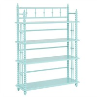 Jenny Lind Bookcase (Azure) in Jenny Lind Collection | The Land of Nod