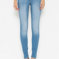 Surly Soft Light Wash Skinny Jean