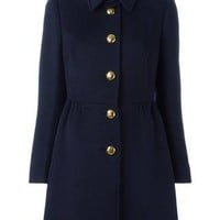Red Valentino Single Breasted Coat - Twist'n'scout - Farfetch.com