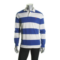 Polo Ralph Lauren Mens Cotton Custom Fit Polo Shirt