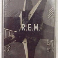 Vintage 90s R.E.M. Automatic for the People Alternative Album Cassette Tape