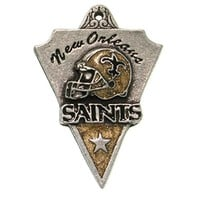 NFL New Orleans Saints Traditional Chain Necklace