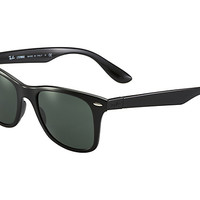 Look who's looking at this new Ray-Ban Wayfarer Liteforce