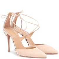Very Matilde 105 suede pumps