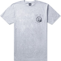 Heather Grey Trucker T-Shirt