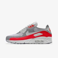 The Nike Air Max 90 Ultra 2.0 Flyknit iD Men's Shoe.