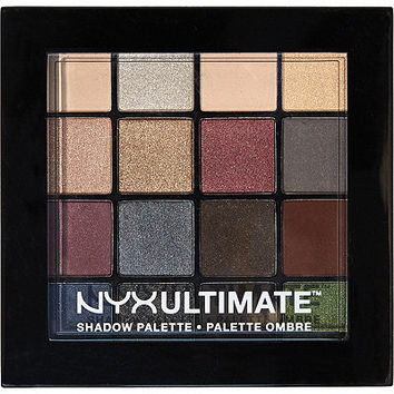 Nyx Cosmetics Smokey & Highlight Ultimate Shadow Palette