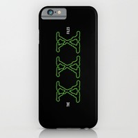 The XXX File iPhone & iPod Case by Tony Vazquez