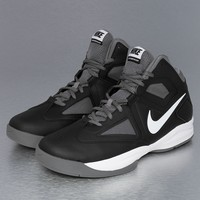 Nike Zoom Born Ready Basketball Shoes Black/White/Cool Grey von Def-Shop.com