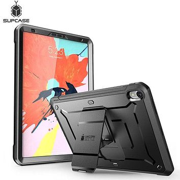 For iPad Pro 12.9 Case SUPCASE UB PRO Full-body Rugged Case with Built-in Screen Protector&Kickstand,NOT Support Pencil Charging