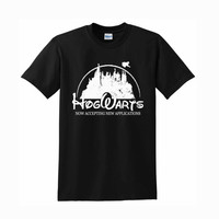 Harry Potter Funny Hogwarts Now Accepting for women and man tshirt Unisex size S,M,L,XL,XXL,3XL