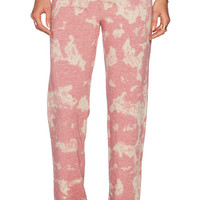 Saint Grace Sam Sweatpant in Coral