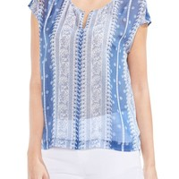 Vince Camuto Country Paisley Blouse | Nordstrom