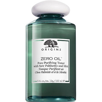Zero Oil Pore Purifying Toner with Saw Palmetto and Mint