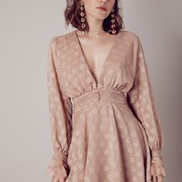 Modern Love Long Sleeve Dress