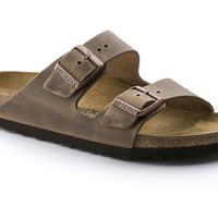 Arizona Tobacco Oiled Leather | shop online at BIRKENSTOCK