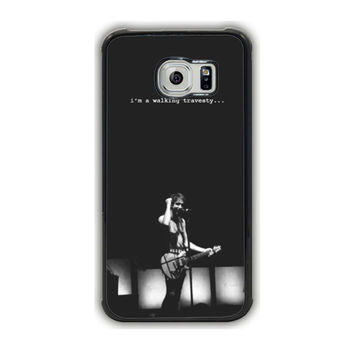 All Time Low (Walking Travesty) Galaxy S6 Edge Case