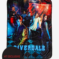 Riverdale Group Diner Throw Blanket Hot Topic Exclusive