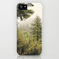 Into the Mist iPhone 4, 4s, 5, 5s, 5c & Samsung Galaxy s3, s4 and iPod Case / Cover by CMcDonald
