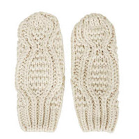 Cable Mittens - New In This Week  - New In