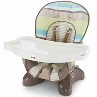 Fisher-Price SpaceSaver High Chair - Stripes