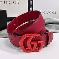 Dior GG simple double G buckle belt