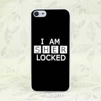 Popular Sherlocked Case Cover for iPhone