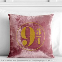 HARRY POTTER™ Platform 9 3/4™ Pillow Cover