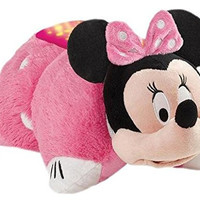 Disney Pillow Pets Dream Lites - Minnie Mouse Stuffed Animal Plush Toy